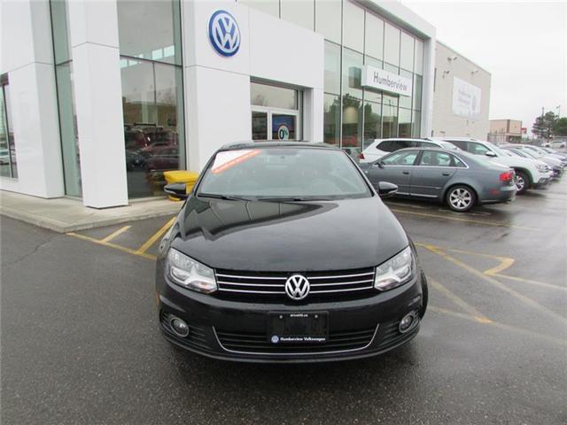 2014 Volkswagen Eos Comfortline (Stk: 1755P) in Toronto - Image 2 of 21