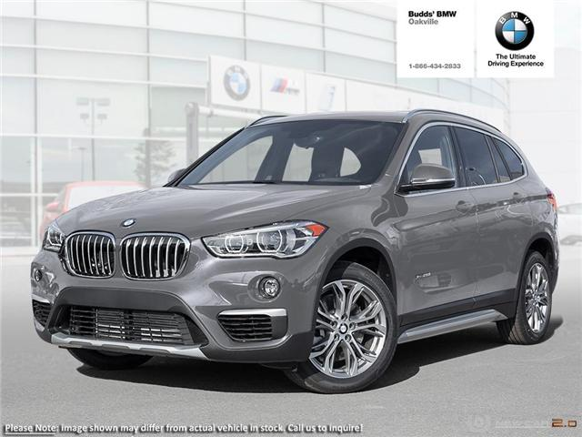 2018 BMW X1 xDrive28i (Stk: T020637) in Oakville - Image 1 of 11