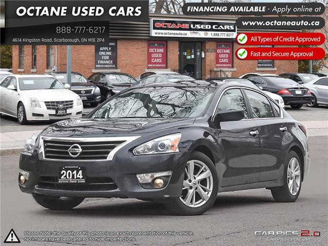 2014 Nissan Altima 2.5 S (Stk: 245873F) in Scarborough - Image 1 of 26