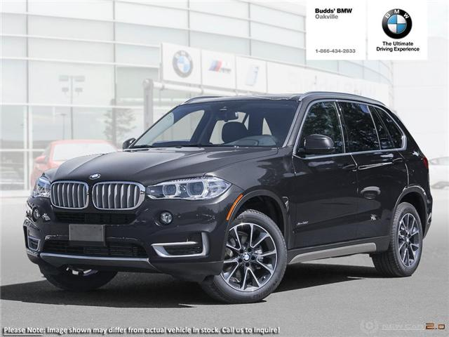 2018 BMW X5 xDrive35i (Stk: T018395) in Oakville - Image 1 of 11