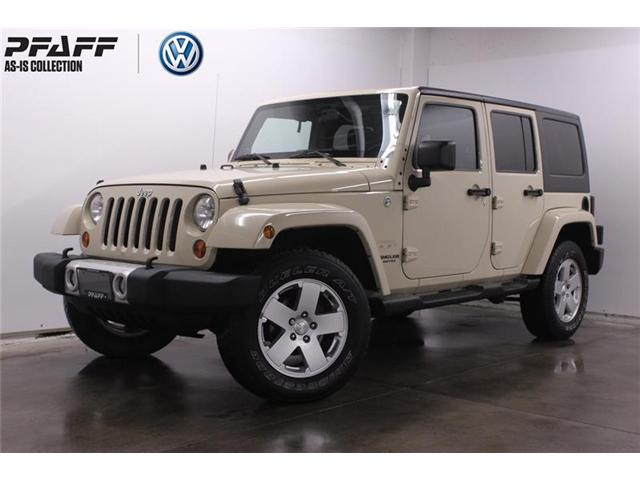 2011 Jeep Wrangler Unlimited Sahara (Stk: V2770A) in Newmarket - Image 1 of 13