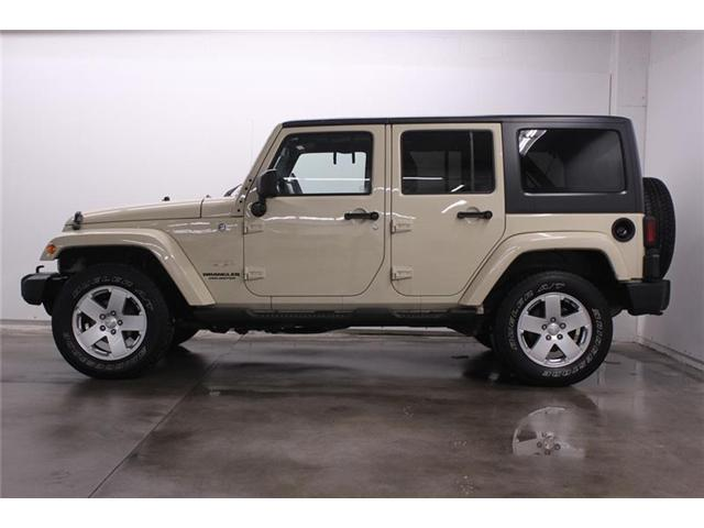 2011 Jeep Wrangler Unlimited Sahara (Stk: V2770A) in Newmarket - Image 2 of 13