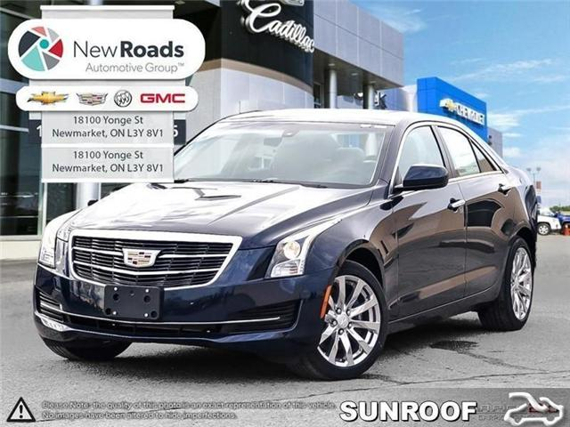 2018 Cadillac ATS 2.0L Turbo Base (Stk: 0107395) in Newmarket - Image 1 of 30