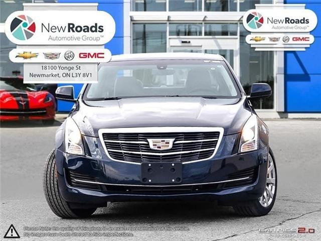 2018 Cadillac ATS 2.0L Turbo Base (Stk: 0107395) in Newmarket - Image 2 of 30