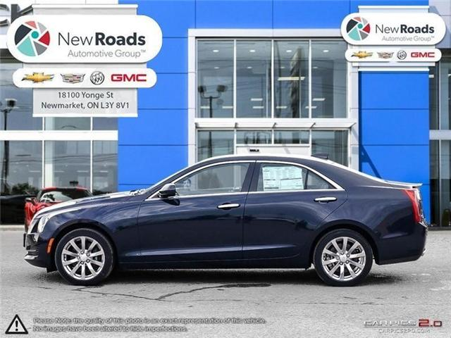 2018 Cadillac ATS 2.0L Turbo Base (Stk: 0107395) in Newmarket - Image 4 of 30