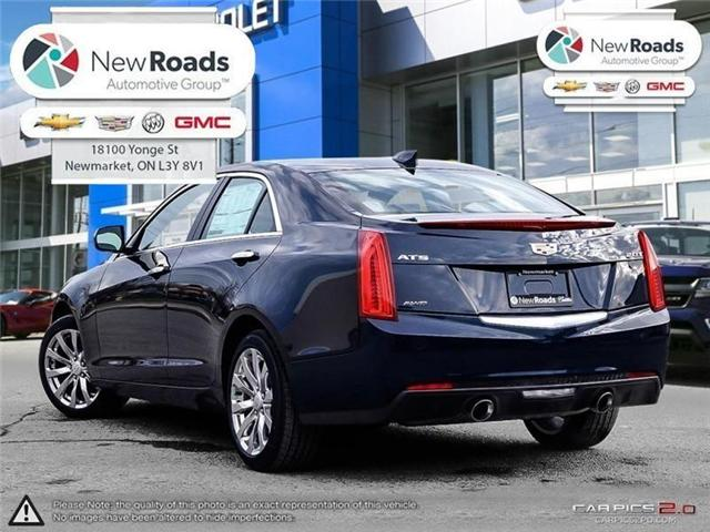 2018 Cadillac ATS 2.0L Turbo Base (Stk: 0107395) in Newmarket - Image 5 of 30