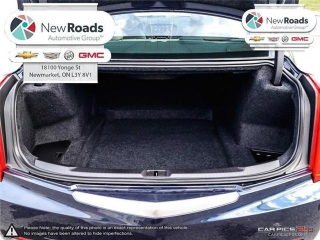 2018 Cadillac ATS 2.0L Turbo Base (Stk: 0107395) in Newmarket - Image 12 of 30