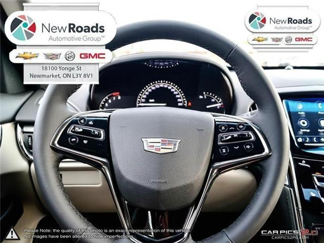 2018 Cadillac ATS 2.0L Turbo Base (Stk: 0107395) in Newmarket - Image 15 of 30
