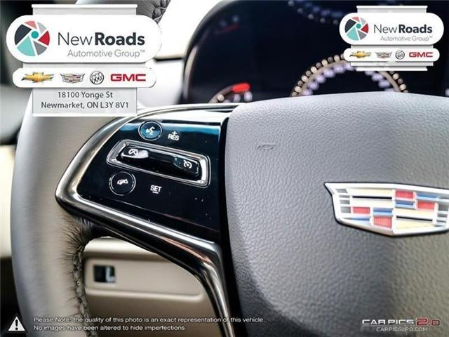 2018 Cadillac ATS 2.0L Turbo Base (Stk: 0107395) in Newmarket - Image 19 of 30