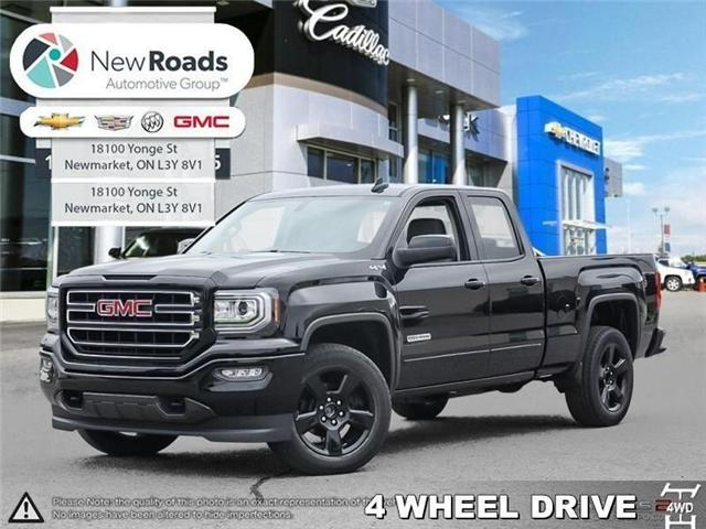 2018 GMC Sierra 1500 Base (Stk: Z133160) in Newmarket - Image 1 of 30