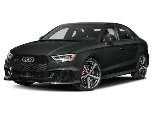 2018 Audi RS 3 2.5T (Stk: 90169) in Nepean - Image 1 of 9