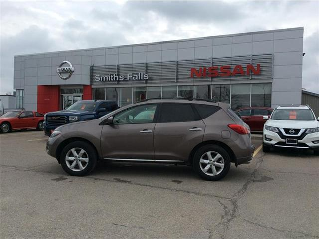 2010 Nissan Murano SL (Stk: 18-036A) in Smiths Falls - Image 1 of 13