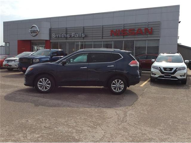 2015 Nissan Rogue SV (Stk: 18-089A) in Smiths Falls - Image 1 of 13