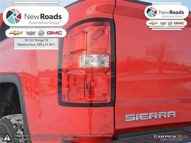 2018 GMC Sierra 1500 SLE (Stk: Z137415) in Newmarket - Image 14 of 30
