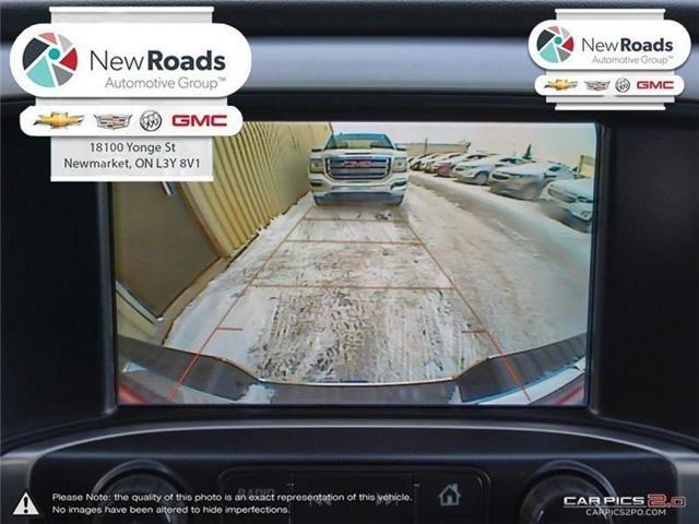 2018 GMC Sierra 1500 SLE (Stk: Z137415) in Newmarket - Image 24 of 30