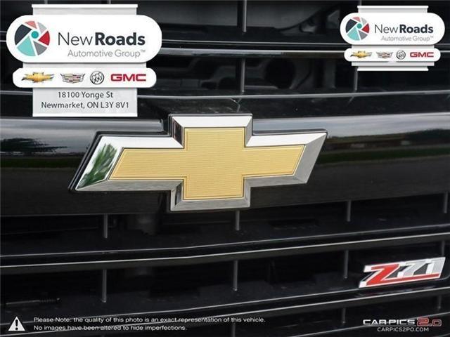 2018 Chevrolet Silverado 1500 LT (Stk: Z106775) in Newmarket - Image 10 of 29