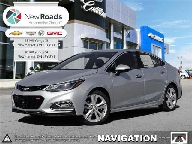 2018 Chevrolet Cruze Premier Auto (Stk: 7115127) in Newmarket - Image 1 of 30