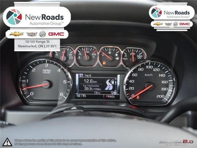 2018 Chevrolet Silverado 1500 LT (Stk: G115249) in Newmarket - Image 17 of 30