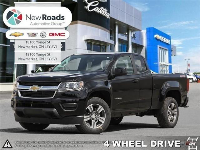 2018 Chevrolet Colorado WT (Stk: 1105942) in Newmarket - Image 1 of 30