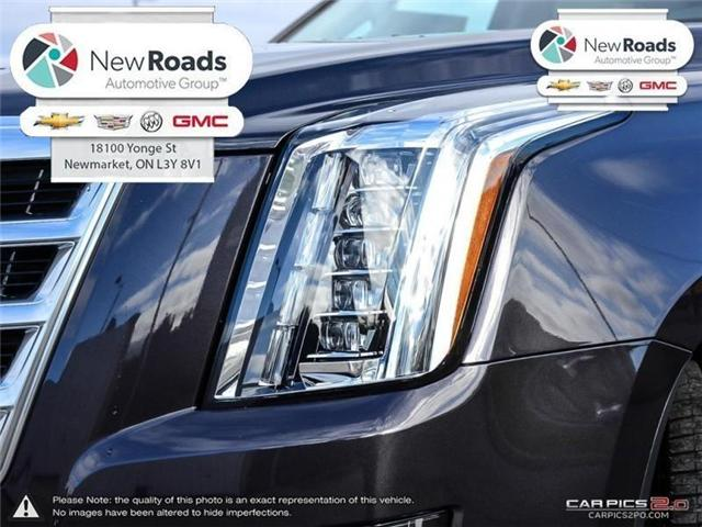 2018 Cadillac Escalade Luxury (Stk: R166881) in Newmarket - Image 11 of 30