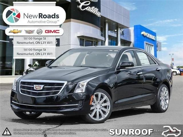 2018 Cadillac ATS 2.0L Turbo Luxury (Stk: 0104685) in Newmarket - Image 1 of 30