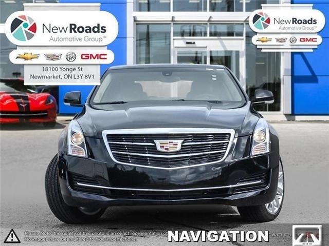 2018 Cadillac ATS 2.0L Turbo Luxury (Stk: 0104685) in Newmarket - Image 2 of 30