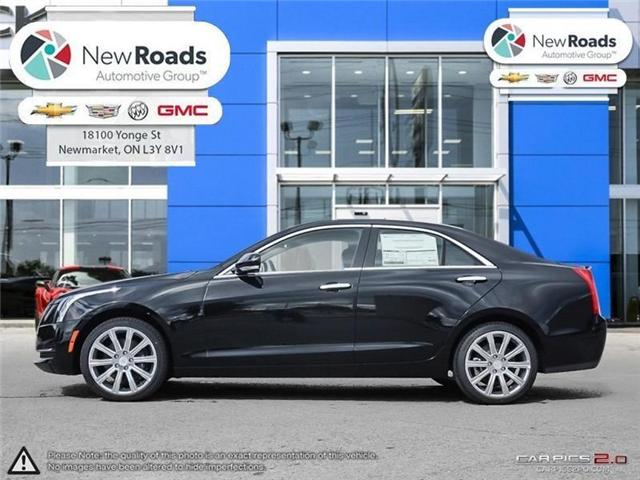 2018 Cadillac ATS 2.0L Turbo Luxury (Stk: 0104685) in Newmarket - Image 4 of 30