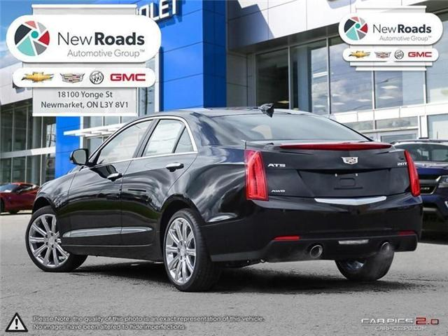 2018 Cadillac ATS 2.0L Turbo Luxury (Stk: 0104685) in Newmarket - Image 5 of 30