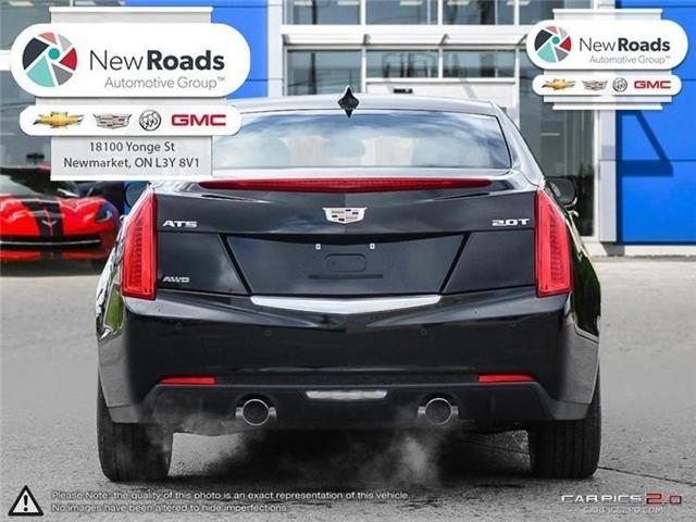 2018 Cadillac ATS 2.0L Turbo Luxury (Stk: 0104685) in Newmarket - Image 6 of 30