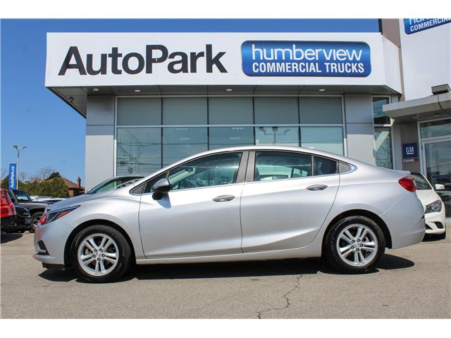 2017 Chevrolet Cruze LT Auto (Stk: APR1794) in Mississauga - Image 2 of 29