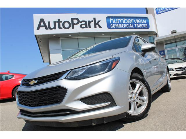 2017 Chevrolet Cruze LT Auto (Stk: APR1794) in Mississauga - Image 1 of 29
