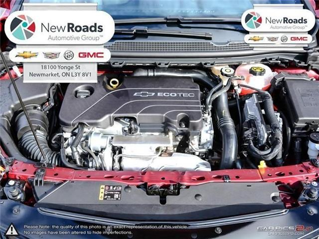 2018 Chevrolet Cruze Premier Auto (Stk: 7115986) in Newmarket - Image 9 of 30