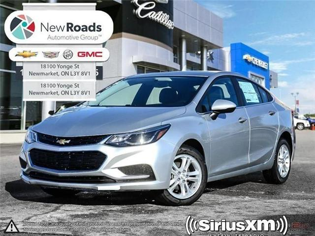 2018 Chevrolet Cruze LT Manual (Stk: 7131379) in Newmarket - Image 1 of 30