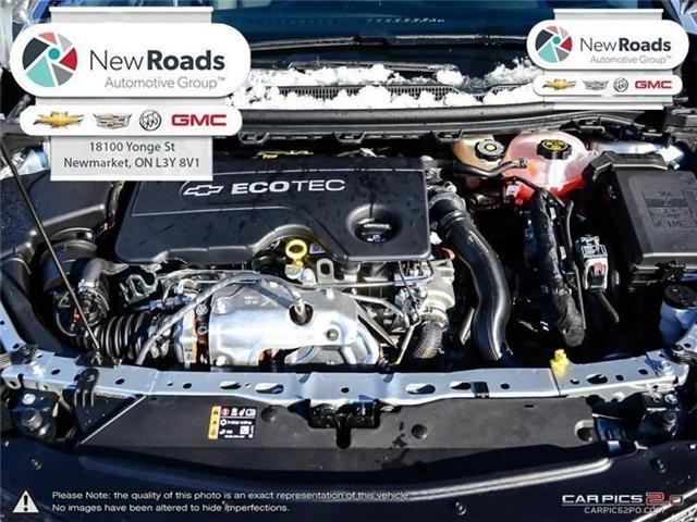 2018 Chevrolet Cruze LT Manual (Stk: 7131379) in Newmarket - Image 9 of 30