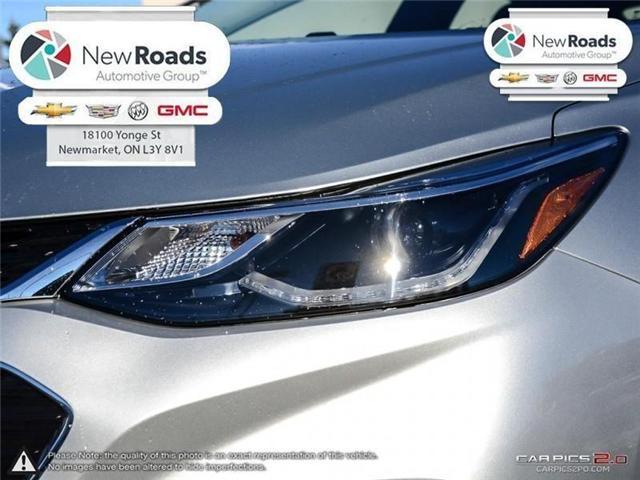2018 Chevrolet Cruze LT Manual (Stk: 7131379) in Newmarket - Image 11 of 30