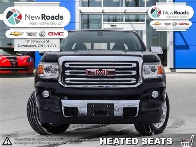 2018 GMC Canyon SLT (Stk: 1123241) in Newmarket - Image 2 of 30