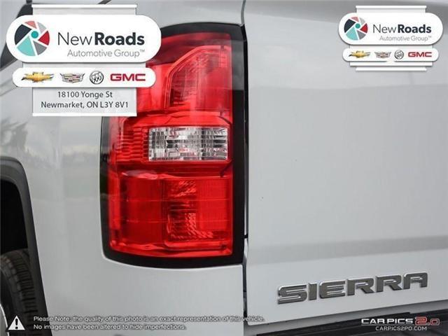 2018 GMC Sierra 1500 SLE (Stk: Z103528) in Newmarket - Image 14 of 30