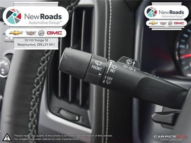 2018 GMC Sierra 1500 SLE (Stk: Z103528) in Newmarket - Image 18 of 30