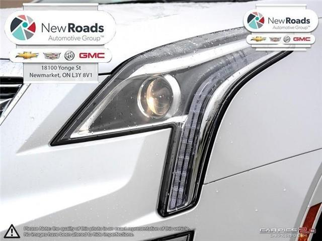 2018 Cadillac XT5 Base (Stk: Z136572) in Newmarket - Image 11 of 30