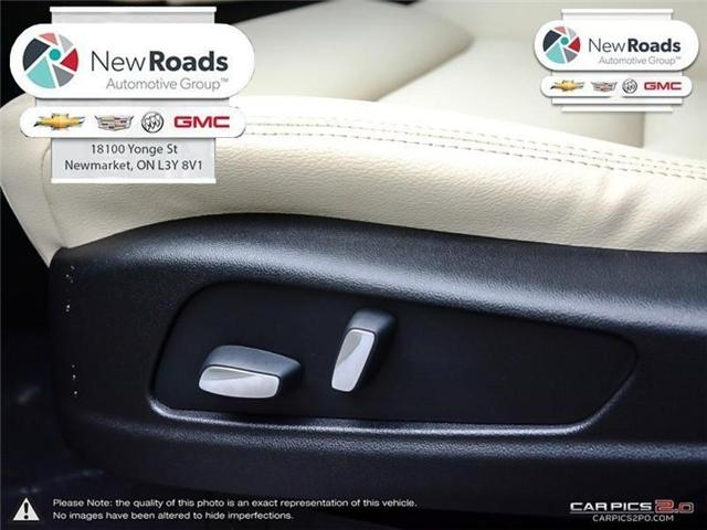 2018 Cadillac XT5 Base (Stk: Z136572) in Newmarket - Image 25 of 30