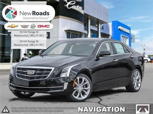 2018 Cadillac ATS 3.6L Premium Luxury (Stk: 0105480) in Newmarket - Image 1 of 30