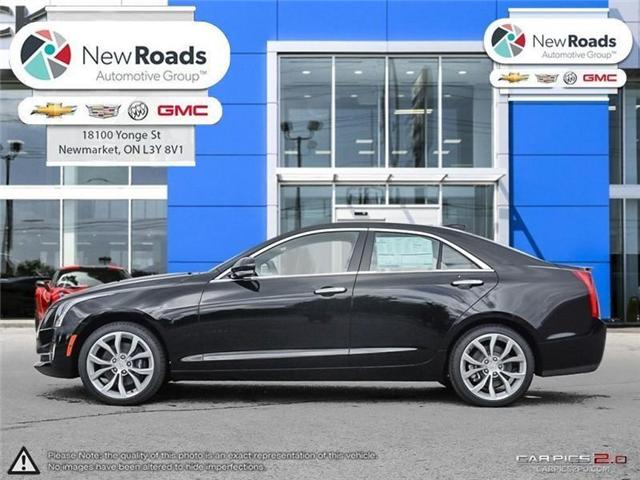2018 Cadillac ATS 3.6L Premium Luxury (Stk: 0105480) in Newmarket - Image 4 of 30