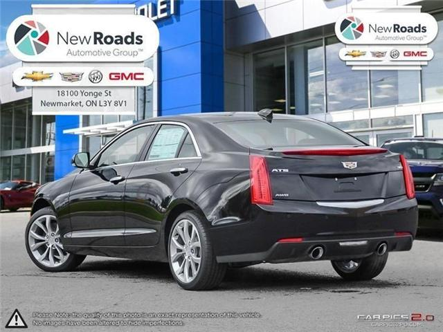 2018 Cadillac ATS 3.6L Premium Luxury (Stk: 0105480) in Newmarket - Image 5 of 30
