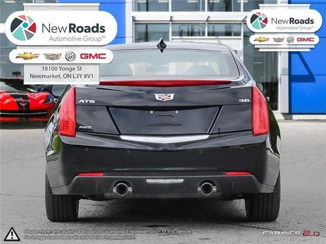 2018 Cadillac ATS 3.6L Premium Luxury (Stk: 0105480) in Newmarket - Image 6 of 30