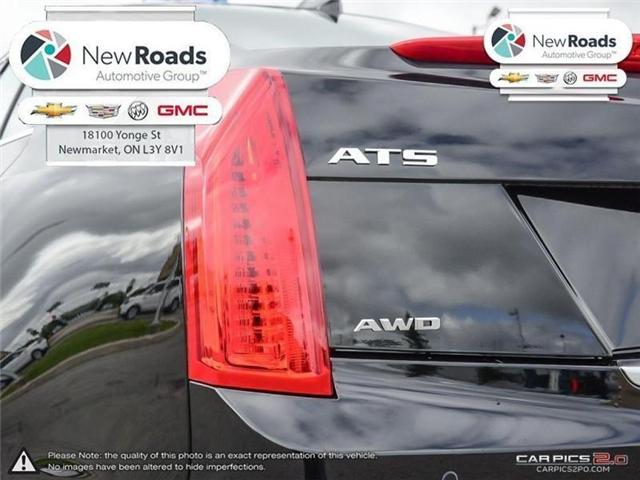 2018 Cadillac ATS 3.6L Premium Luxury (Stk: 0105480) in Newmarket - Image 14 of 30