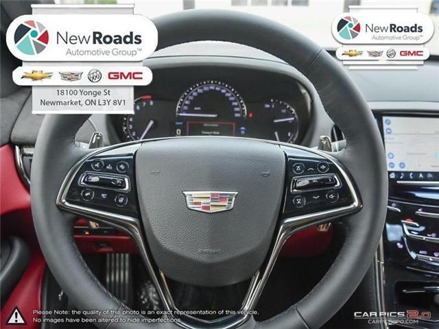 2018 Cadillac ATS 3.6L Premium Luxury (Stk: 0105480) in Newmarket - Image 16 of 30