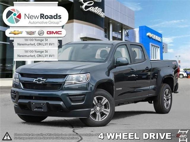 2018 Chevrolet Colorado WT (Stk: 1123936) in Newmarket - Image 1 of 30