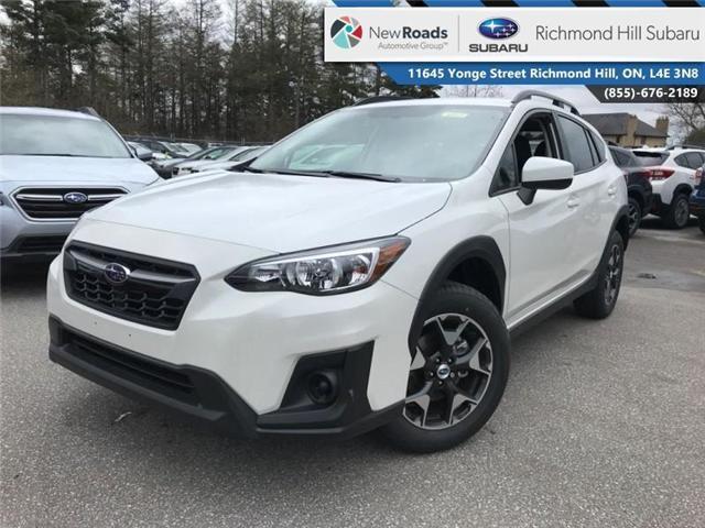 2018 Subaru Crosstrek  (Stk: 30513) in RICHMOND HILL - Image 1 of 20