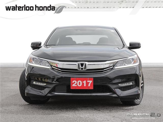 2017 Honda Accord Sport (Stk: U3742) in Waterloo - Image 2 of 28