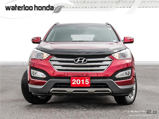 2015 Hyundai Santa Fe Sport 2.0T Limited (Stk: H3722A) in Waterloo - Image 2 of 28
